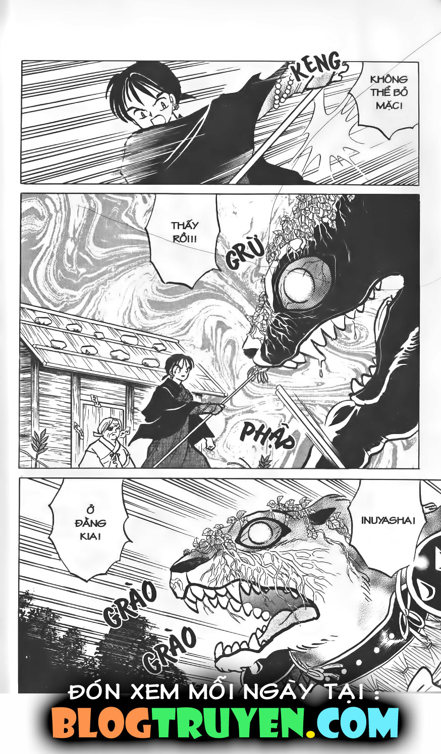 Inuyasha vol 07.10 trang 9