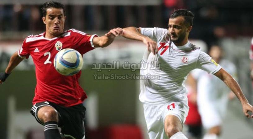 ليبيا vs تونس