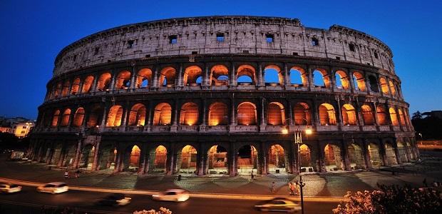 Roman Colosseum – Italy Foto 7 Keajaiban dunia