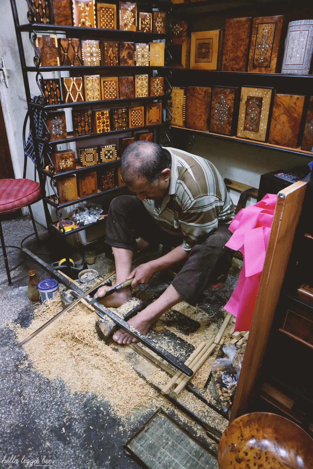 marrakesh craftsman