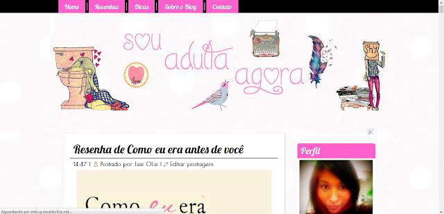 Layout - Blog