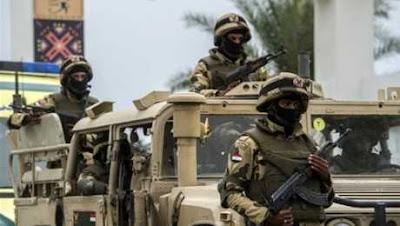 مصدر أمني يكشف .. العملية العسكرية تهدف لخلو سيناء من الإرهاب فى هذا التوقيت