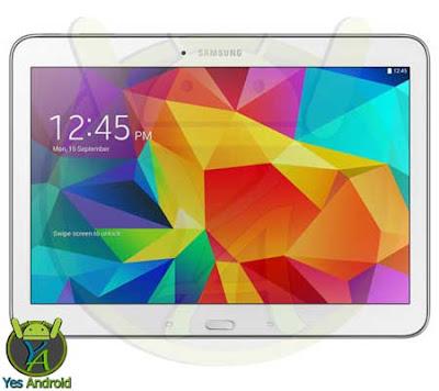 T533XXU1BPB1 Android 5.1.1 Lollipop Galaxy Tab4 SM-T533