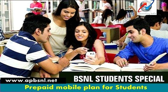 Student special Prepaid plan tariff offers