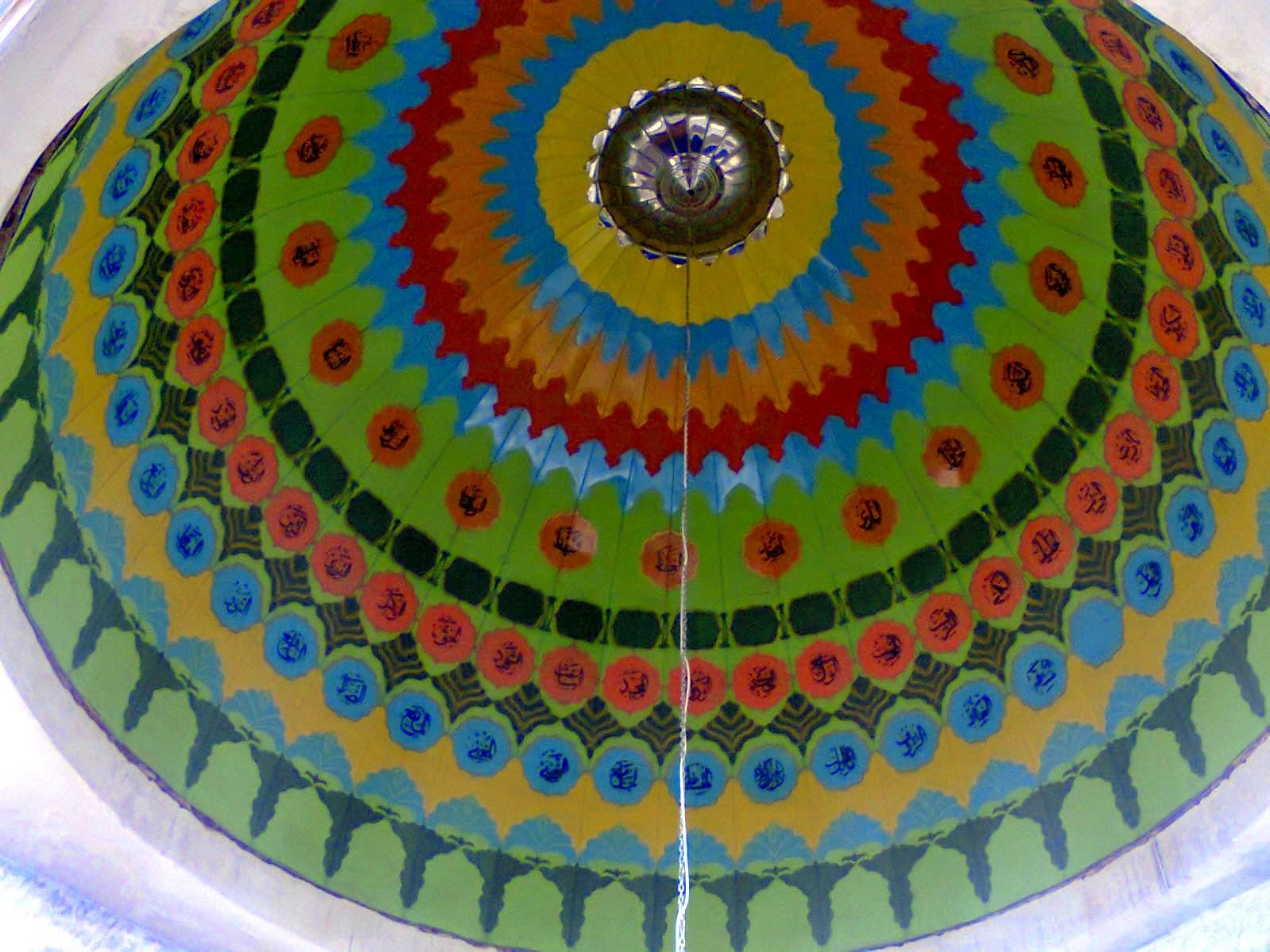 Kubah masjid,harga kubah,kubah panel,kubah enamel