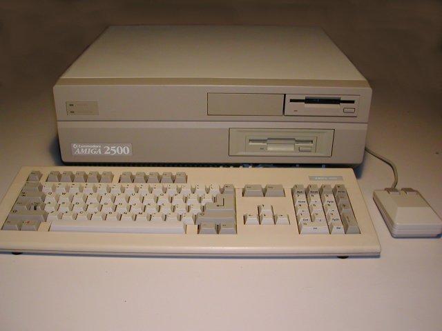 Commodore amiga 2500
