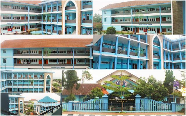 Gedung Baru Kampus UMMI, Universitas Muhammadiyah Sukabumi