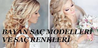 Bayan Saç Modelleri Ve Saç Renkleri