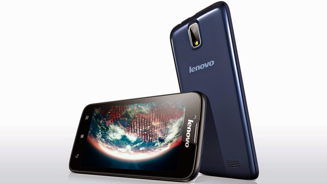 Lenovo A328 Android KitKat Murah Rp Sejutaan