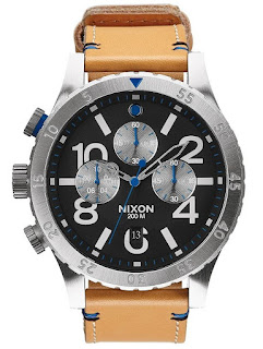 Nixon 48-20 CHRONO LEATHER A3631602