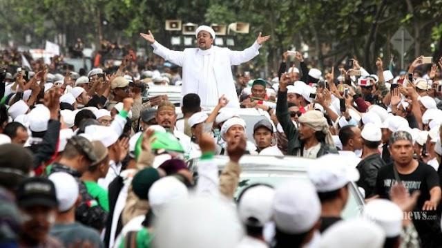 Gobloknya Para Kuasa Hukum Rizieq Shihab. Minta Jaminan Kok Sama Jokowi??