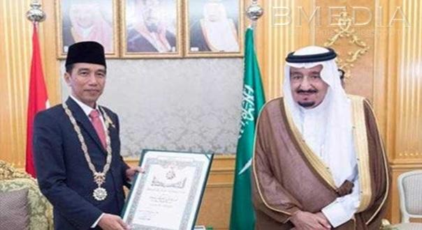 Presiden Indonesia Tak Terima Hadiah Daripada Raja Arab Saudi Seperti Najib Kerana Ia Dianggap Rasuah Dan Boleh Dikenakan Tindakan Undang-Undang