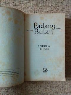 Dwilogi Padang Bulan - Andrea Hirata