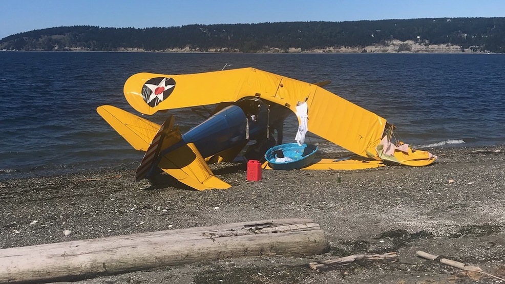 Kathryn S Report Boeing A75n1 Pt 17 Stearman N68825 Accident Occurred April 28 2019 In Discovery Bay Jefferson County Washington