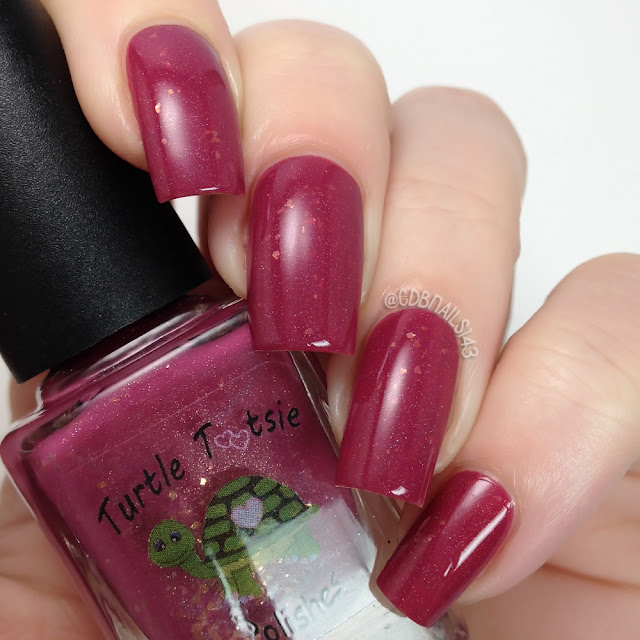 Turtle Tootsie Polishes-Smilings My Favorite