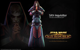 Game review: SWTOR Inquisitor: Elegant Sith Class