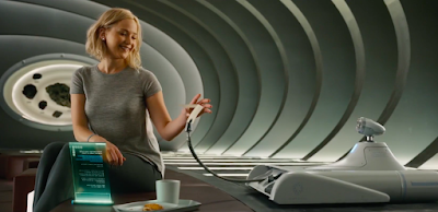VIDEO: Official Trailer for Passengers