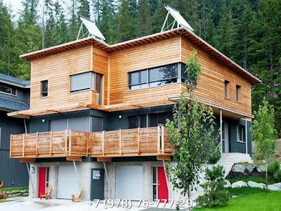 ЛСТК конструкции проекты домов