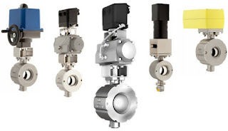 industrial ball valves with actuators