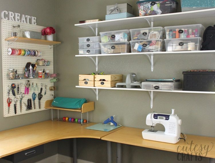 Sewing Room Ideas For Small Spaces Sew Simple Home