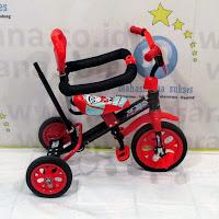 sepeda roda tiga bmx exotic safety bar tongkat