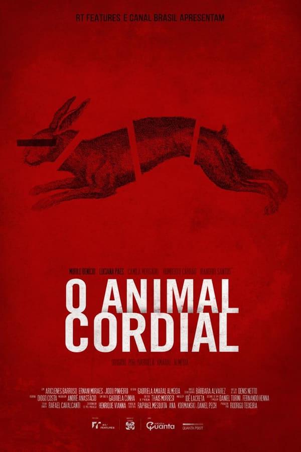 Baixar O Animal Cordial (2018) Nacional