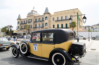 Το 3ο Ράλι Κλασικών Αυτοκινήτων στις Σπέτσες