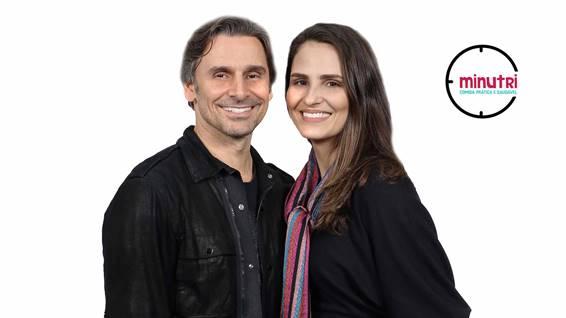 Grupo Kalaes anuncia Murilo Rosa e Fernanda Tavares como novos sócios da Minutri