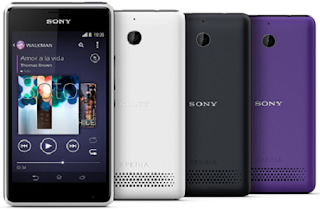 Handphone Sony