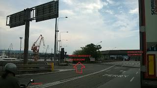 Fine lavori e apertura del varco 4 ferroviario