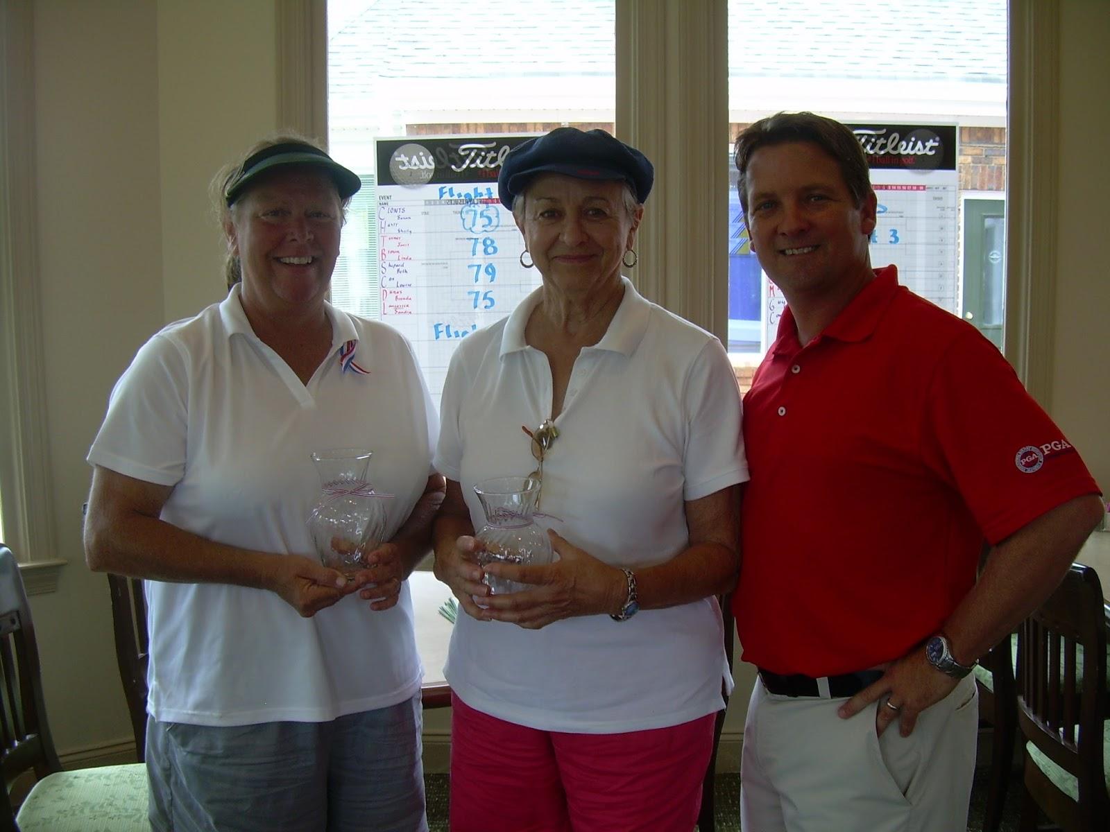 White Oak Ladies Golf Association: August 2013