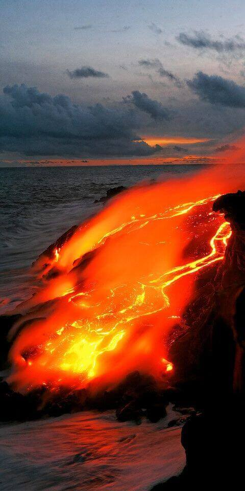 Serious | Lava, Kilauea Hawaii