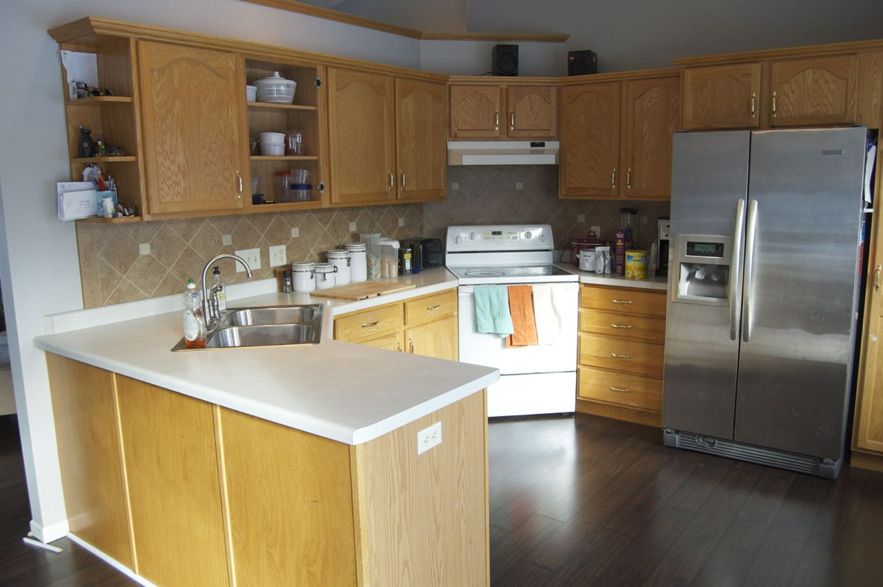 Kitchen Cabinets Doors Before After