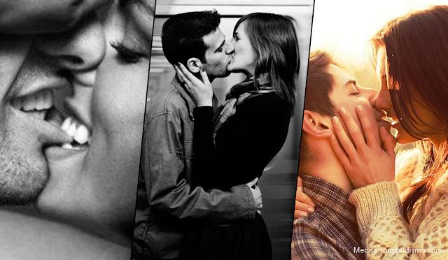 Cómo besa cada signo zodiacal