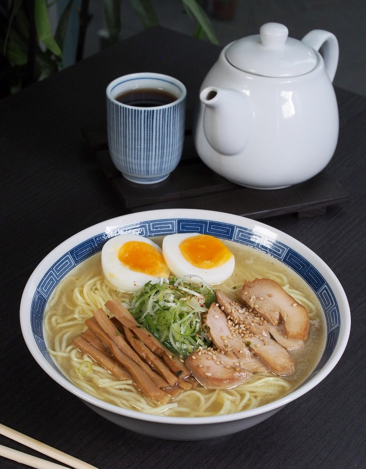 the food alphabet and more authentic hokkaido ramen. Black Bedroom Furniture Sets. Home Design Ideas
