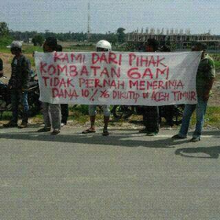 Gara-Gara Fee Proyek, Eks GAM Mengamuk di Kantor Bupati Aceh Timur