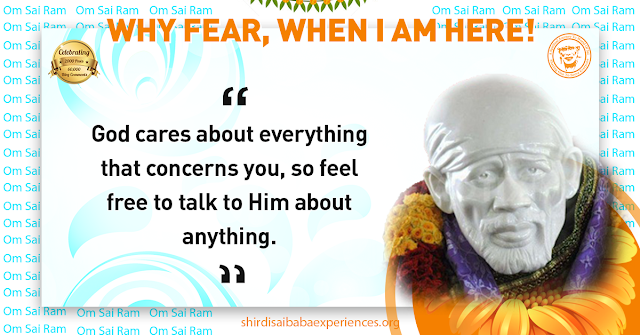 Shirdi Sai Baba Blessings - Experiences Part 2732