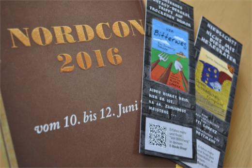 Mit dem Hexenkater zum NORDCON 2016