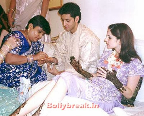 Hrithik Roshan, Sussanne, Veena Nagda, Hrithik and Sussanne marriage in pictures
