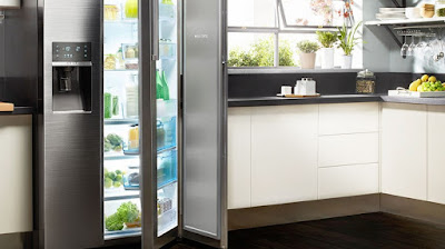 kitchen appliances refrigerator
