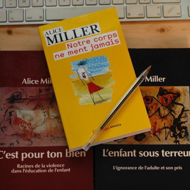 Livres Alice Miller