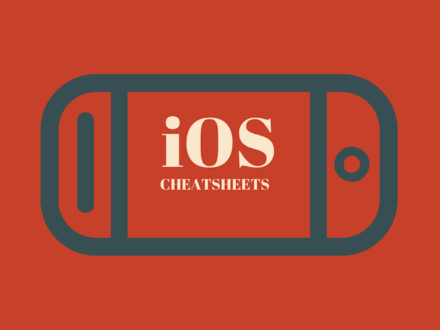Best iOS Programming Cheatsheets