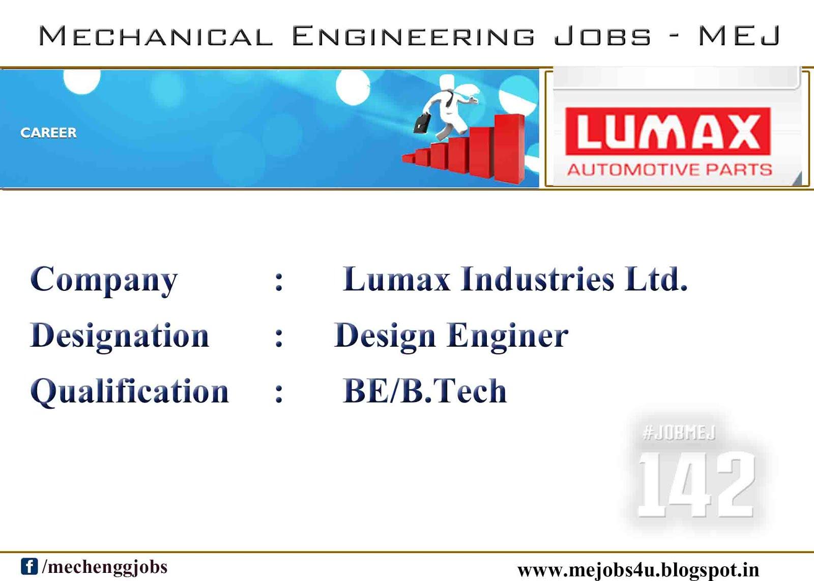 Mechanical Engineering Design Jobs In Pune
