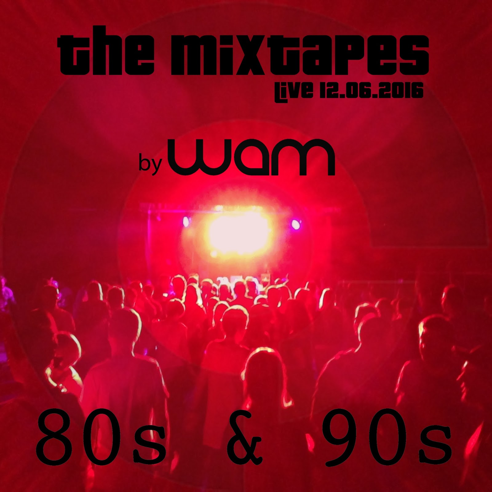 Dj wam live dj sets mixtapes electro house deep house for 90s deep house