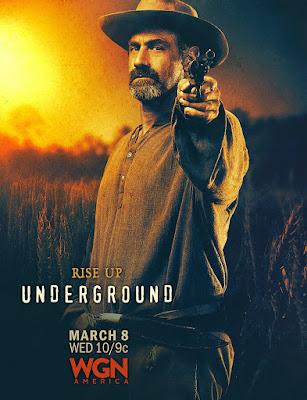 Underground Season 2 Poster 3