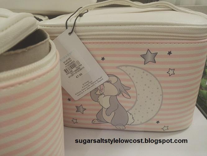 b04586cdf SugarSalt StyleLowCost: Otra entrada de cosas de Disney en Primark