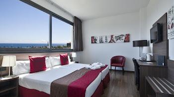 Reserva tu hotel en Barcelona tras una larga caminata