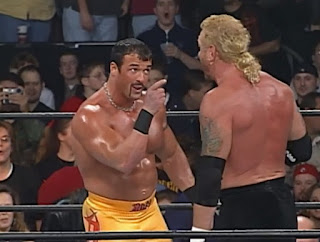 WCW Souled Out 2000 - Buff Bagwell faced DDP
