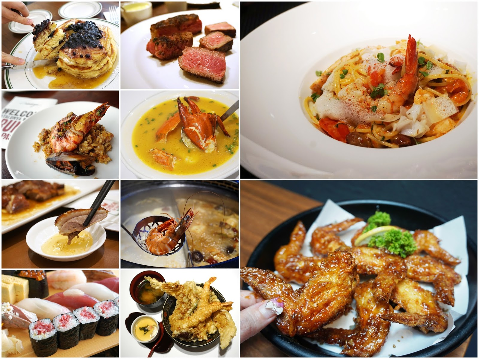PinkyPiggu: PinkyPiggu's Best 10 Lists Of 2015 ~ Best 10 Dining ...