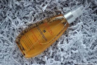 Review: 4 Body Produkte von Barnängen - Midsommer Glow Body Öl - www.annitschkasblog.de